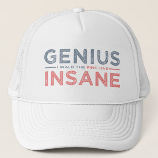 天才対異常な帽子-色を選んで下さい キャップ