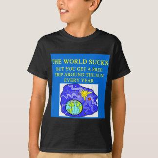 天文学のギフト Tシャツ
