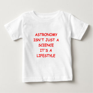 天文学の冗談 ベビーTシャツ