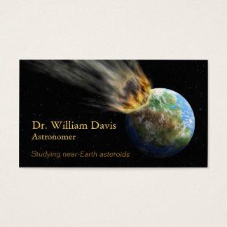 天文学の名刺 名刺