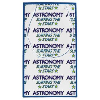 天文学の星 スモールペーパーバッグ