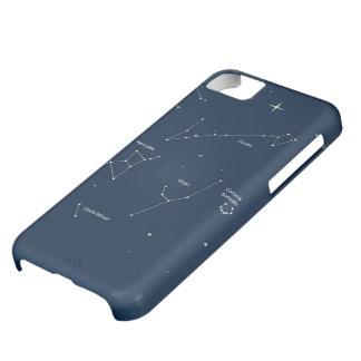 天文学の背景 iPhone5Cケース