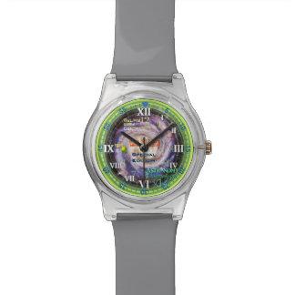 天文学のCosmologer SCI-4の人の科学 腕時計