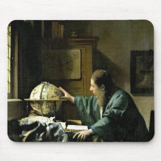 天文学者1668年 マウスパッド