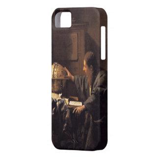 「天文学者」のiphone 5の場合 iPhone SE/5/5s ケース