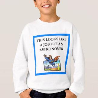 天文学者 スウェットシャツ