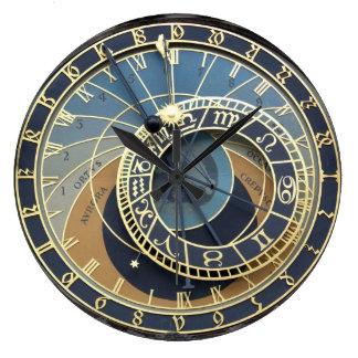 天文時計プラハOrloj ラージ壁時計
