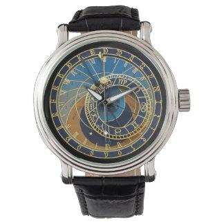 天文時計プラハOrloj 腕時計