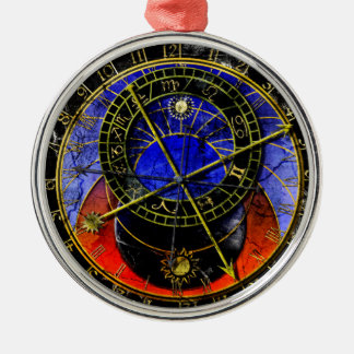 天文時計 メタルオーナメント