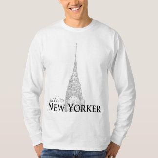 天然ニューヨーカーのTシャツ Tシャツ