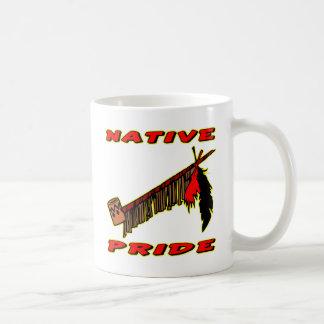 天然プライドのタバコの平和管 コーヒーマグカップ
