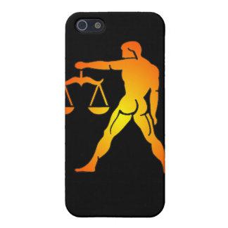 天秤座のSpeckの場合 iPhone 5 Cover
