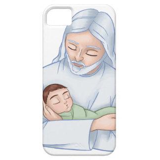 天空のベビー iPhone SE/5/5s ケース