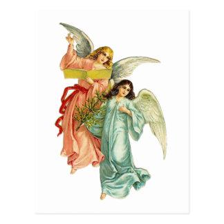 天空の天使 ポストカード