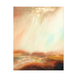 天空の景色II キャンバスプリント