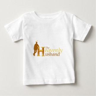 天空Husband_cmyk_300 ベビーTシャツ
