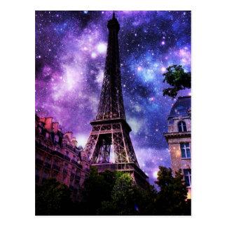 天EiffelTower ポストカード