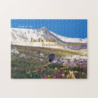 太平洋のピーク- BreckenridgeのCOのパズル ジグソーパズル