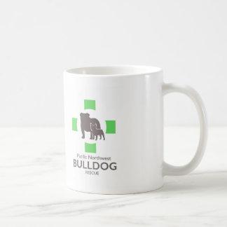 太平洋の北西ブルドッグの救助のマグ コーヒーマグカップ
