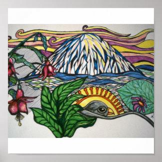 太平洋の北西夢 ポスター