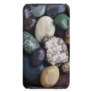 太平洋の北西米国のカラフルな川の石 Case-Mate iPod TOUCH ケース