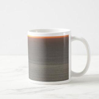 太平洋の日没 コーヒーマグカップ