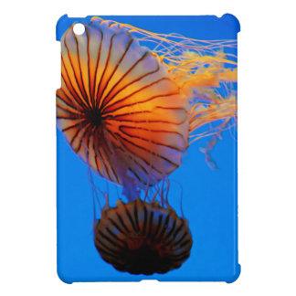 太平洋の海のイラクサ(Chrysaora Fuscescens) iPad Miniケース