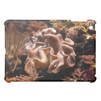 太平洋の珊瑚礁のiPadの場合 iPad Mini Case