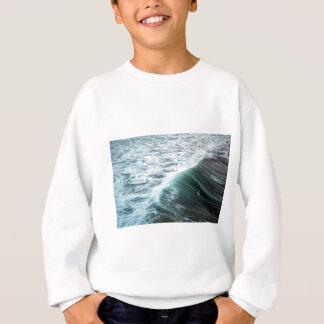 太平洋の青 スウェットシャツ