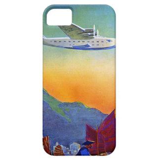 太平洋を横断する旅行iPhone 5/5Sの場合 iPhone SE/5/5s ケース