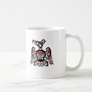 太平洋沿岸のKaiganiの北西雷鳥 コーヒーマグカップ
