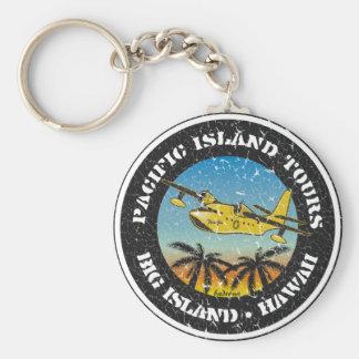 太平洋諸島旅行 キーホルダー