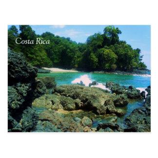 太平洋-コスタリカの郵便はがき ポストカード
