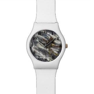 太陽に照らされたタンポポの願いの腕時計 腕時計