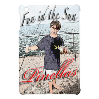 太陽のおもしろい iPad MINIケース