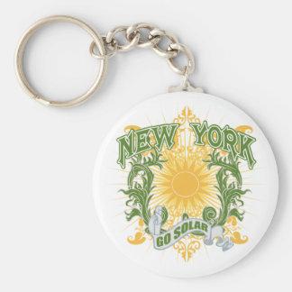 太陽のなニューヨーク キーホルダー