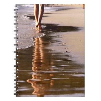太陽のなビーチ、ノート ノートブック
