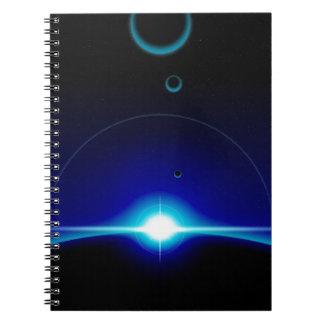 太陽のな場面 ノートブック