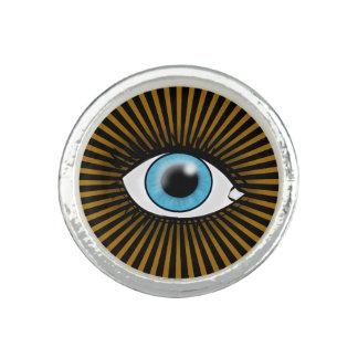 太陽のな青い目 指輪