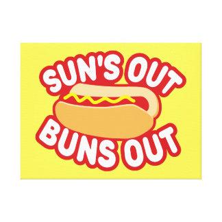 太陽のパン キャンバスプリント