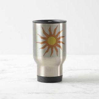 太陽のマグ ステンレス製トラベルマグカップ