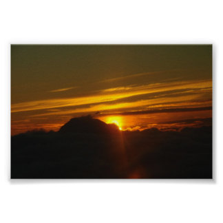 太陽のローガンGuinnの配置 ポスター