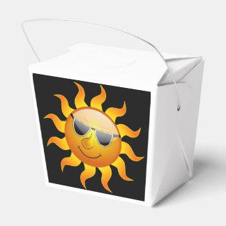 太陽の中国のな食糧箱 フェイバーボックス