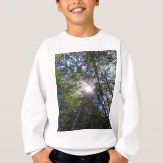 太陽の光線 スウェットシャツ