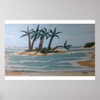 太陽の島 ポスター