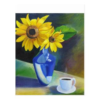 太陽の花 ポストカード