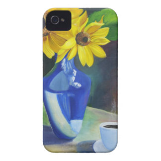 太陽の花 Case-Mate iPhone 4 ケース