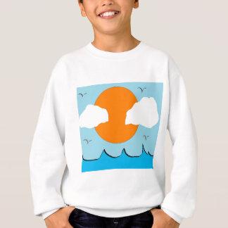 太陽の雲 スウェットシャツ