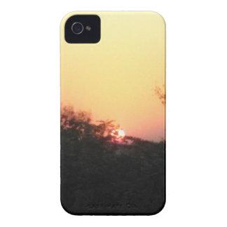 太陽セット Case-Mate iPhone 4 ケース