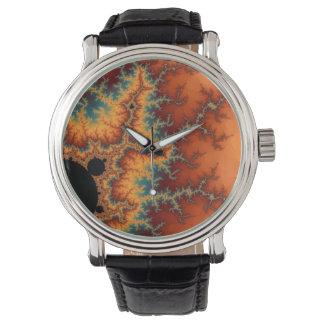 太陽フレア 腕時計